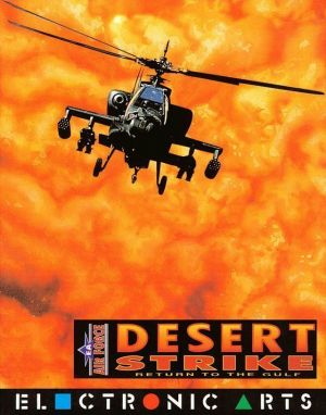 Desert Strike - Return To The Gulf Disk3 ROM