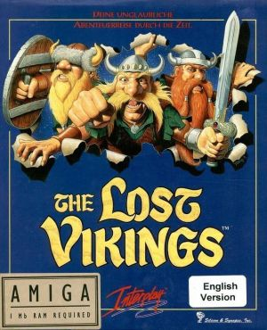 Lost Vikings, The Disk2 ROM