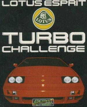 Lotus III - The Ultimate Challenge Disk2 ROM