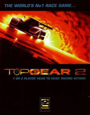Top Gear 2 (AGA) Disk1 ROM