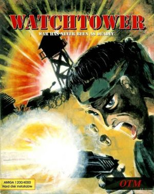 Watchtower (AGA) Disk2 ROM