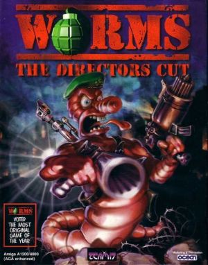 Worms - The Director's Cut (AGA) Disk1 ROM