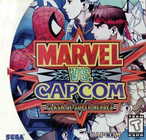 Marvel Vs Capcom Clash Of Super Heroes Rom Download For Sega