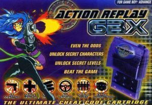 Action Replay GBX (Rocket) ROM