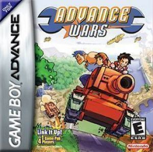 Advanced Wars Gba Rom Download For Gameboy Advance Usa