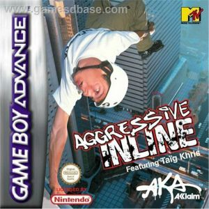 Agressive Inline GBA ROM
