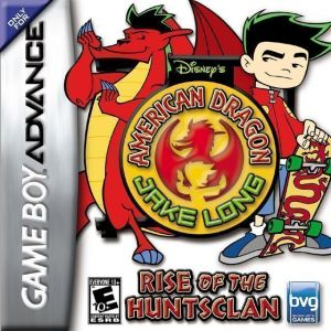 American Dragon Jake Long - Rise Of The Huntsclan GBA ROM