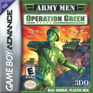Army Men Operation Green Gba Rom Download For Gameboy Advance Usa