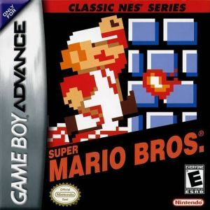 Classic Nes Super Mario Bros Rom Download For Gameboy Advance Usa