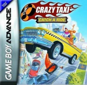 Crazy Taxi - Catch A Ride ROM