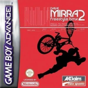 Dave Mirra Freestyle BMX 2 (Rocket) ROM