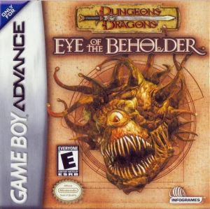 Dungeons And Dragons - Eye Of The Beholder ROM