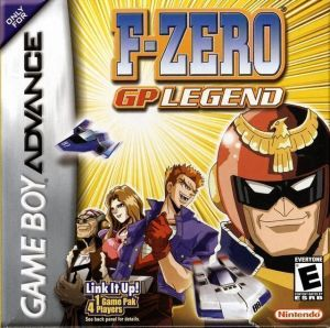 F-Zero GP Legend ROM