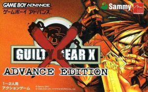 Guilty Gear X - Advance Edition (Eurasia) ROM
