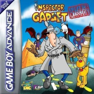 Inspector Gadget - Advance Mission (Eurasia) ROM