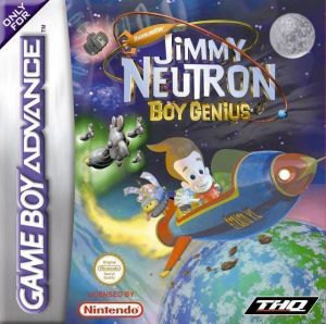 Jimmy Neutron - Boy Genius (Cezar) ROM