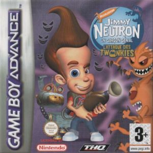 Jimmy Neutron - L'Attaque Des Twonkies ROM