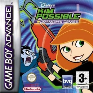 Kim Possible 2 - Drakken's Demise ROM