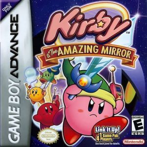 Kirby & The Amazing Mirror ROM