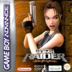 Lara Croft Tomb Raider The Prophecy Mode7 Rom Download For Gameboy Advance Europe