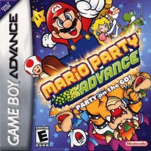 Mario Party Advance ROM