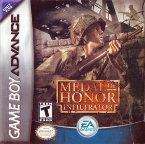 Medal Of Honor - Infiltrator ROM