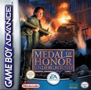 Medal Of Honor Underground Rom Download For Gameboy Advance Europe