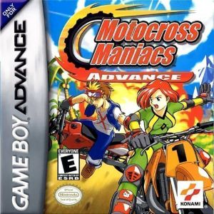 Motocross Maniacs Advance ROM