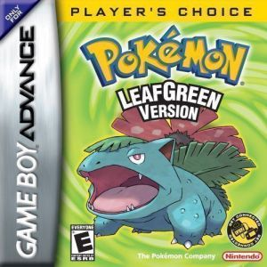 Pokemon - Leaf Green Version (V1.1) ROM