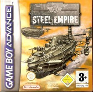 Steel Empire ROM