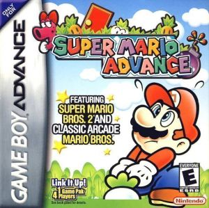 Super Mario Advance Rom Download For Gameboy Advance Usa