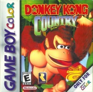 Donkey Kong Country ROM