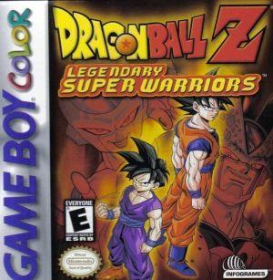 Dragon Ball Z - Legendary Super Warriors
