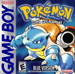 Pokemon - Blue Version ROM