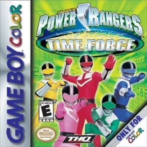 Power Rangers - Time Force ROM