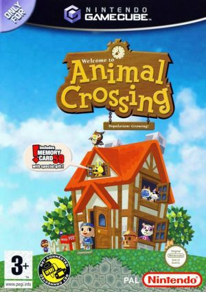 Animal Crossing Rom download for GameCube (Europe)