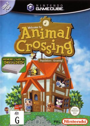 Animal Crossing ROM
