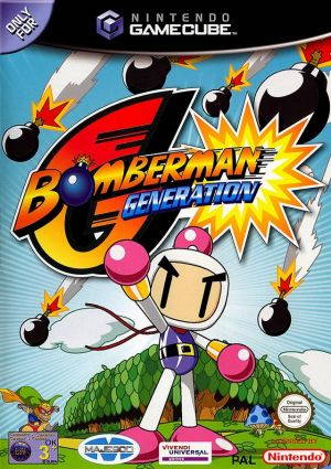 Bomberman Generation ROM