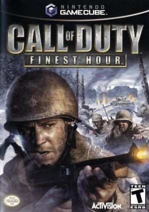 Call Of Duty Finest Hour Rom Download For Gamecube Usa
