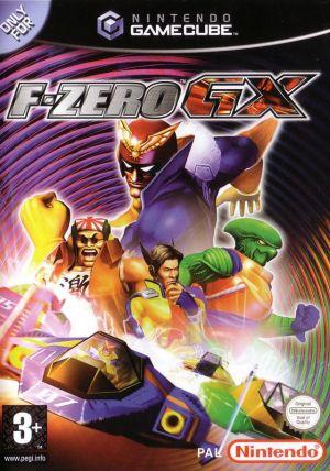 F Zero Gx Rom Download For Gamecube Europe