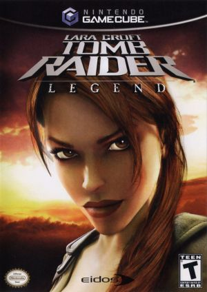 Lara Croft Tomb Raider Legend Rom Download For Gamecube Europe