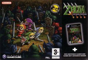 Legend Of Zelda The Four Swords Adventures Rom Download For Gamecube Europe