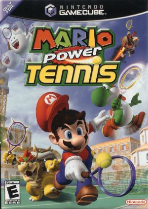 Mario Power Tennis ROM