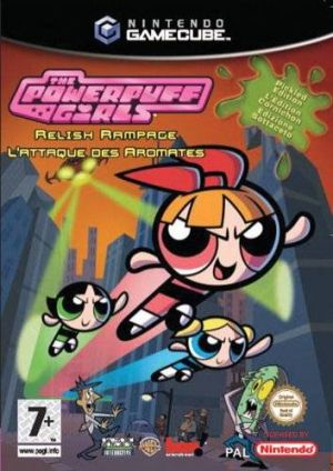 Powerpuff Girls The Relish Rampage Pickled Edition ROM