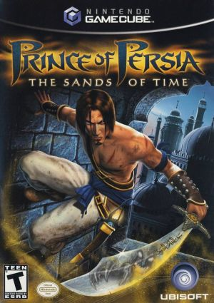Prince Of Persia The Sands Of Time ROM