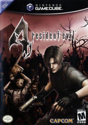 resident evil 4 ps2 game cd