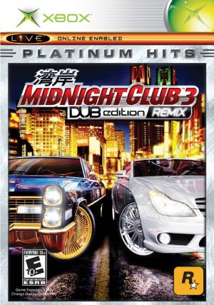 Midnight Club 3 DUB Edition Remix ROM