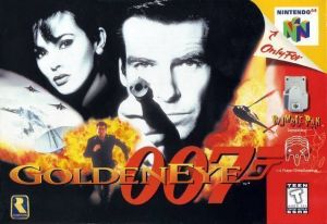 007 - Golden Eye ROM