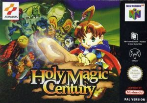 Holy Magic Century ROM