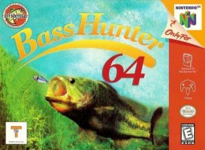 In-Fisherman Bass Hunter 64 ROM